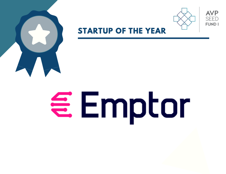 Angel ventures startup of the year award